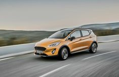 Noul Ford Fiesta are si o versiune crossover, denumita Active Auto News, Crossover, Jaguar, Mercedes Benz, Vehicles, Car, Trucks, Cars, Automobile