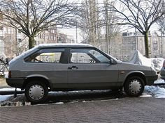 1991 LADA Samara 1100