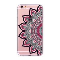 Floral, Henna, and Mandala Case for iPhones