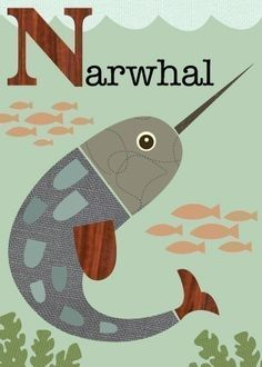 narwhals are the new owls.