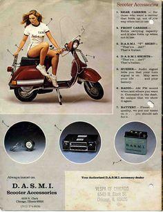 Vespa Px, Lambretta Scooter, Vespa Scooters, Vespa Girl, Scooter Girl, Classic Vespa, Best Scooter, Damier, Folded Up
