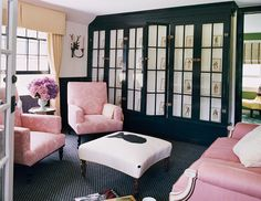 See more images from our favorite living room paint colors on domino.com