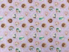 Outback Animal Fabric  Henry Glass  cotton by OmasFabricAndGifts