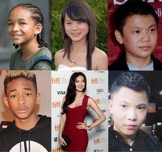Actors from Karate Kid Karate Kid 2010, Jaden Smith, Kos, Cute Outfits, Celebs, Actors, People, Baby, Shopping