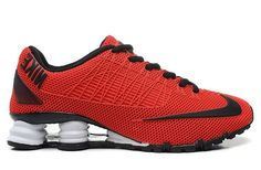 best authentic 3c084 0fb8b Mens Nike Shox Turbo 21 Red Black 40-46 Low Price