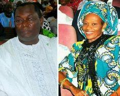 RITA EGWU'S BLOG: Dora Akinyuli's Husband Speaks On His Wife's Illne...