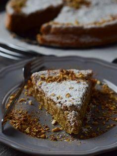 Mallorquinischer Mandelkuchen - saftig leicht - ganz ohne Mehl