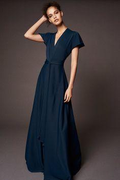 Zac Posen Pre-Fall 2018 Fashion Show Collection