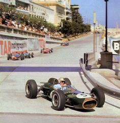 Monaco back in the day