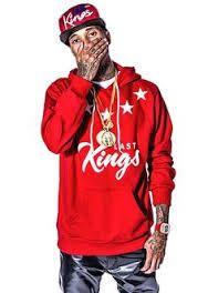 Tyga is mijn favoriete rapper.