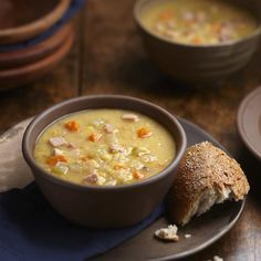 Creamy soup recipes, Hungarian mushroom soup and Mushroom soup on ...