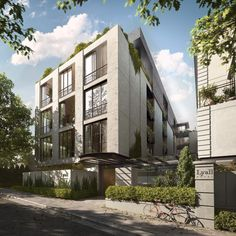 The Lyall Residence is a new luxury boutique development that will adjoin the Lyall Hotel and Spa in South Yarra.  @lyallhotelandspa #southyarra #apartments #boutique #hotelapartment