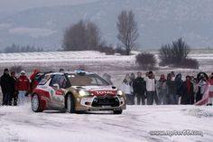 WRC 2013: Rallye Monte Carlo -día 1-