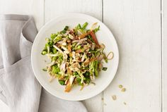 Thai Chicken Salad A healthy and light dinner recipe