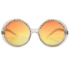 dr. peoples 'jackie o' sunglasses