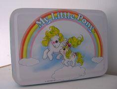 My Little Pony lunchbox ...