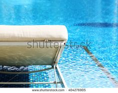 chair side swimming pool