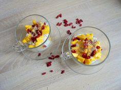 Szezámos joghurtkrém Tahini, Pudding, Eggs, Breakfast, Food, Yogurt, Morning Coffee, Custard Pudding, Essen