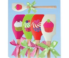 Zeal Cupcake Spatula...i want some!