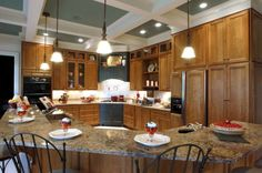 All Custom Designed, From Kitchen World. More At Www.kitchenworldinc.com.  Photo © Dennis Stierer #kitchens #design | Real Client Kitchens | Pinterest  ...