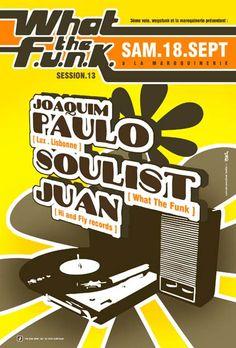 wtf#12 : Joaquim Paulo & Juan - 18/09/2004  (by Dré)