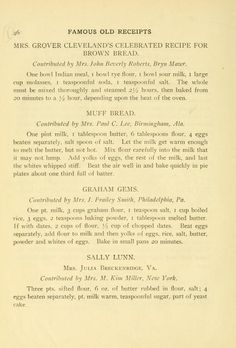 Famous old receipts used a hundred years and more in the kitchens of the North and the South : Smith, Jacqueline Harrison : Free Download, Borrow, and Streaming : Internet Archive
