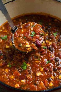 Ingredients, Inc. ~ 5 Amazing Quinoa Soup Recipes