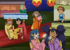 Pokemon Fusion, Pokemon Fan, Cute Pokemon, Pokemon Ash And Misty, Ash Ketchum, Naruto Comic, Pokemon Comics, Pokemon Pictures, Digimon