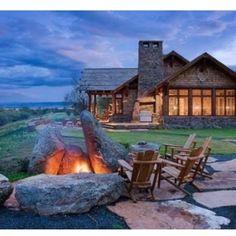 My future mountain home