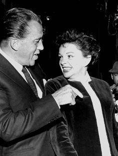 Judy Garland & Ed Sullivan