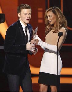 Chris & Naya