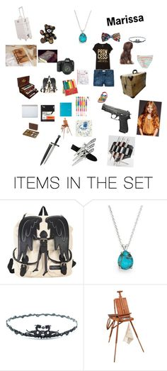 """""""Dean's Daughter"""" by lilly-n-hood-sos on Polyvore featuring art"""