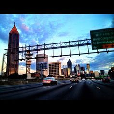 Don't let me forget Atlanta.. Born here & have now spent almost half of my life here