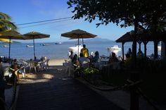 Bombinhas - Restaurante Berro d'água - Praia de Zimbros - Viagem com Sabor