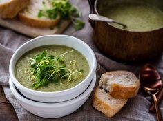 Watercress and Lemon Soup Recipe - Viva
