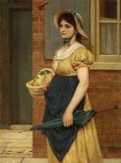 George Dunlop Leslie (English  painter) 1835 - 1921...............9