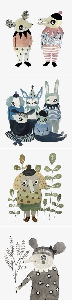Illustration by Linda Jäderberg