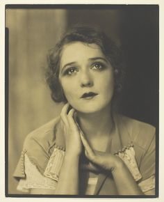 Edward Steichen, Mary Pickford, The Art Institute of Chicago, Bequest of Edward Steichen Edward Steichen, Golden Age Of Hollywood, Classic Hollywood, Old Hollywood, Hollywood Actresses, Hollywood Glamour, Hollywood Stars, Pictures Of Mary, Old Portraits