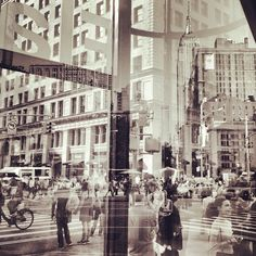 agencymgr:  #nyc #reflection #newyork #newyorkcity #agencymgr #remages (at AgencyMGR.com)