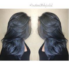 cheveux gris acier la nouvelle nuance de gris qui va vous faire succomber - Coloration Gris Acier