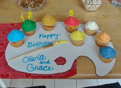 Great ideas! Birthday Party Ideas for Young Artists--Read for more! by Cardelean on HubPages