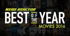 Best of 2016 Awards: Movies   Despite a record-breaking year in 2015 2016 had its fair share of great movies. Along with the many sequels to our favorite franchises there have been plenty of original films that kept things fresh for moviegoers. As look back at the dreadful events of 2016 let us give away awards to some our favorite movies as voted by my Nerd Reactor colleagues.  First Runner-up: Everybody Wants Some!!  Second Runner-up: Green Room  Moonlight is one of those rare films thats…