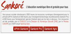 Scénarios #Sankoré de @EducationFrance et la @Edu_Num par le @reseau_canope et par @AgroSupDijon