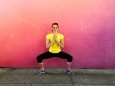 The 7-Minute Squat Routine ‹ Hello Healthy