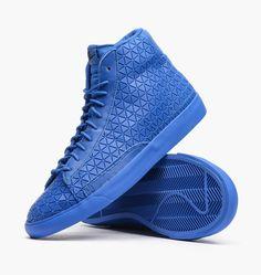 buy online 65ce4 b3ebf caliroots.com Blazer Mid Metric QS Nike 744419-400 Quickstrike! 143573 Blue  Sneakers