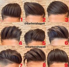 Recommendations for excellent looking hair. Your hair is undoubtedly just what can certainly define you as an individual. To the majority of people today it is definitely vital to have a very good hair style. Mens Hairstyles With Beard, Hair And Beard Styles, Hairstyles Haircuts, Haircuts For Men, Short Hair Styles, Classic Mens Hairstyles, Mens Hairstyles 2018, Barber Haircuts, Unique Hairstyles