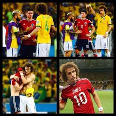 This is why I love futbol. #Respect