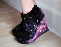 Galaxy wedges