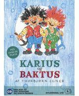 Image for Karius og Baktus from Norli Great Books, My Books, Children's Literature, Old Toys, Love Book, Childhood Memories, Childrens Books, Fairy Tales, Nostalgia