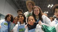 Stephen Ritz and students: The concept of the Bronx Green Machine is being developed in other parts of the US and in other countries